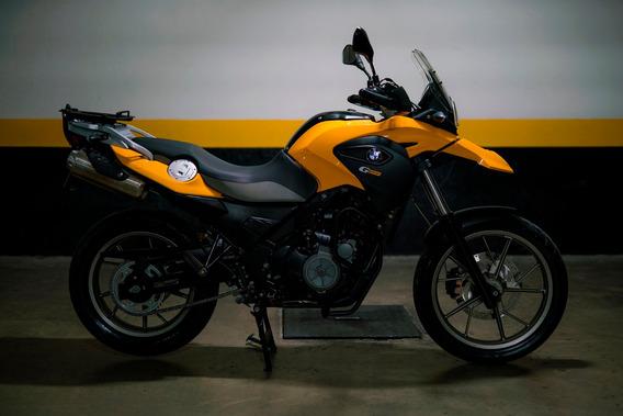 Bmw G 650 Gs Amarela