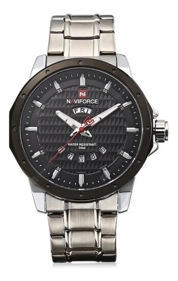Relógio Naviforce Nf9115 Aço Inoxidável
