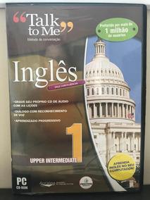 Dvd Educacional Inglês - Talk To Me Upper Intermediate 1
