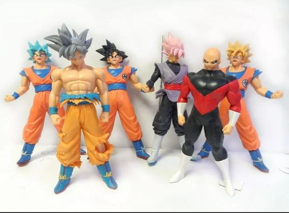 Muñecos Dragon Ball 18cm Figuras Goku Vegeta Gohan