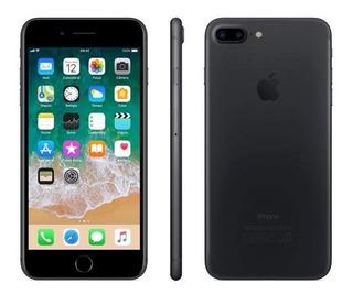 iPhone 7 Plus Preto Tela 5,5 128 Gb Câmera 12 Mp Mn4m2bz/a