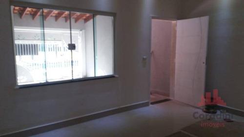 Imagem 1 de 29 de Casa Com 3 Dormitórios À Venda, 120 M² Por R$ 385.000,00 - Jardim Esmeralda - Santa Bárbara D'oeste/sp - Ca2687