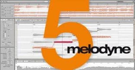 Melodyne Studio 5 V5.0 Standalone, Vst3, Aax X64