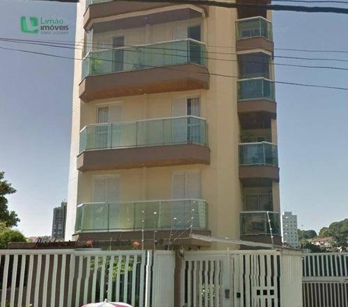 Apartamento  Residencial À Venda, Freguesia Do Ó, São Paulo. - Ap0405