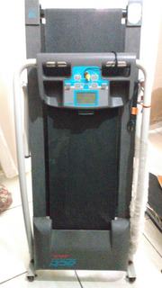 Esteira Elétrica Caloi Act Home Fitness 120kg