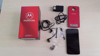 Smartphone Motorola Moto Z3 Play Powerpack E Dtv 64gb