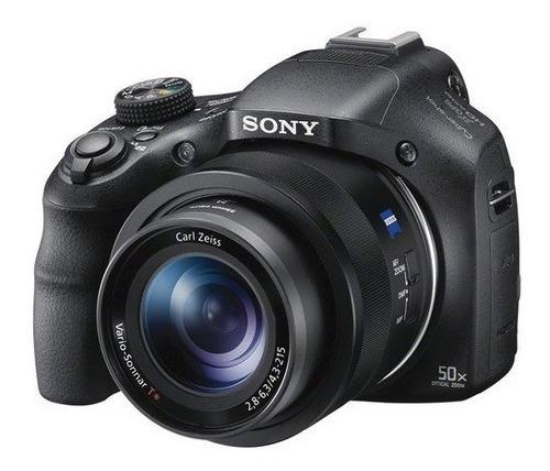 Câmera Sony Cyber-shot Dsc-hx400v 20.4mp Hx400 12x S/juros