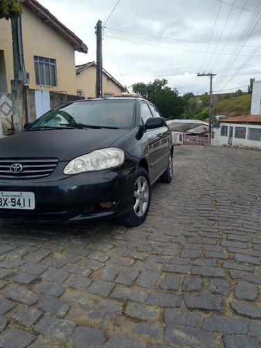 Imagem 1 de 9 de Toyota Corolla 2003 1.8 16v Xei Aut. 4p