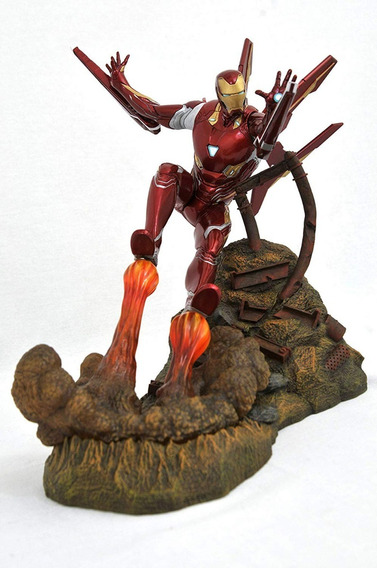 Iron Man Mk 50 Diamond Select Premier Marvel Avengers