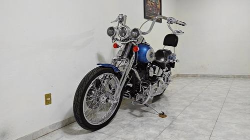 Imagen 1 de 15 de Harley Davidson Softail Springer 1450cc 2005