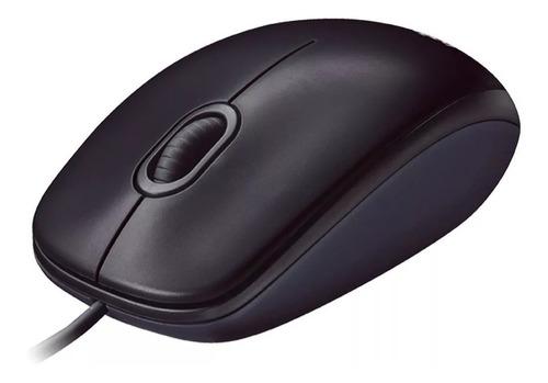 Mouse Usb Logitech M90 Optico Pc Notebook