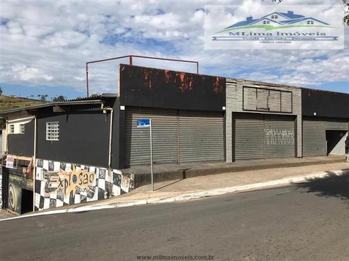 Imagem 1 de 18 de Salões Comerciais Para Alugar  Em Mairiporã/sp - Alugue O Seu Salões Comerciais Aqui! - 1478610