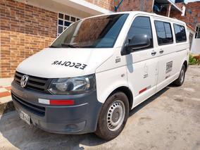 Volkswagen Transporter T5 2012 (bus, Buseta, Microbus, Vans)