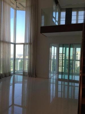 Apartamento Duplex Em Panamby, São Paulo/sp De 220m² 3 Quartos À Venda Por R$ 1.850.000,00 Ou Para Locação R$ 8.500,00/mes - Ad189520lr