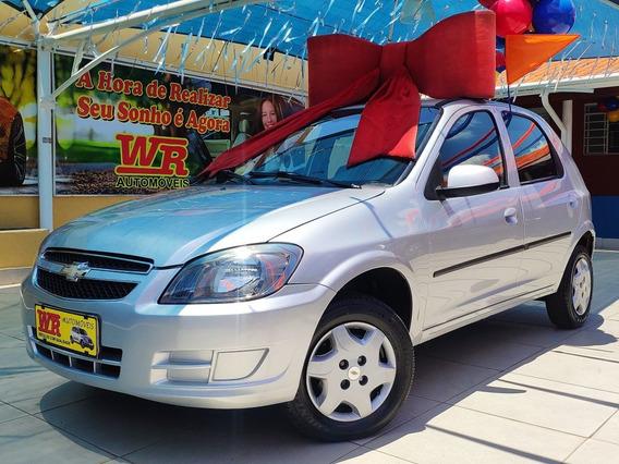 Chevrolet Celta 2013 Lt Vhc-e 1.0 Flex 4p