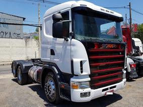Scania 124 400 2005 Trucada N Iveco Stralis Mb 2544 2546 112