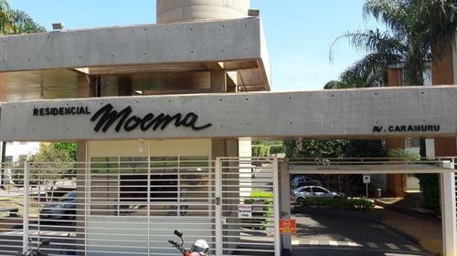 Apartamento Para Venda Na Caramuru No Residencial Moema, Com 2 Dormitorios, Armarios, 57 M2 De Área Construída E Lazer Completo No Condomínio - Ap02328 - 68677377