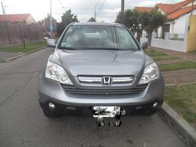 Honda Cr-v 2.4 4x4 Ex At Automatica Único Dueño Todo Ruta