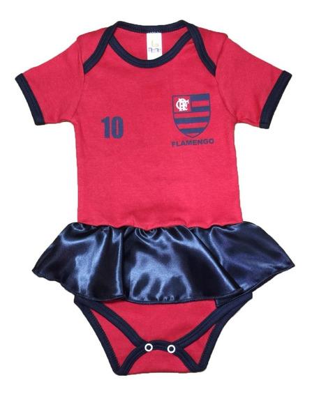 Body Flamengo Menina, Temos Saida Maternidade