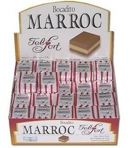 Marroc-bocadito Felfort 60u Mayorista Candy Zona Once
