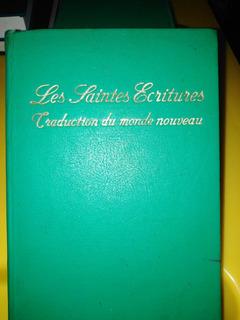 Biblia Francés 1974 Watchtower