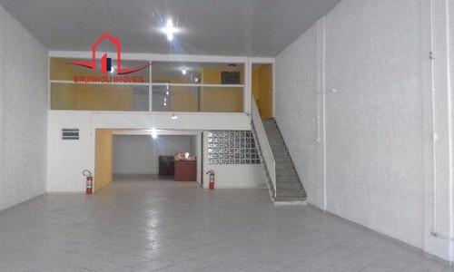 Galpão/pavilhão A Venda No Bairro Casa Verde Em São Paulo - 1289-1