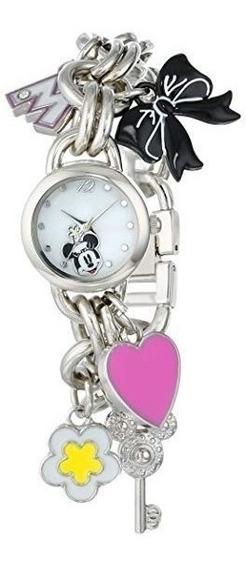 Reloj Para Mujeres 100% Original Disney Mn2012 Vbf