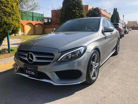 Mercedes-benz Clase C 2.0 250 Cgi Sport At 2016