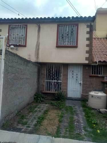 Casa En Galaxia Ecatepec.