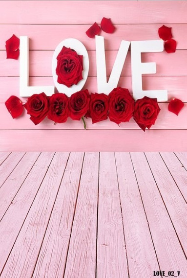 Fundo Fotográfico Love 02