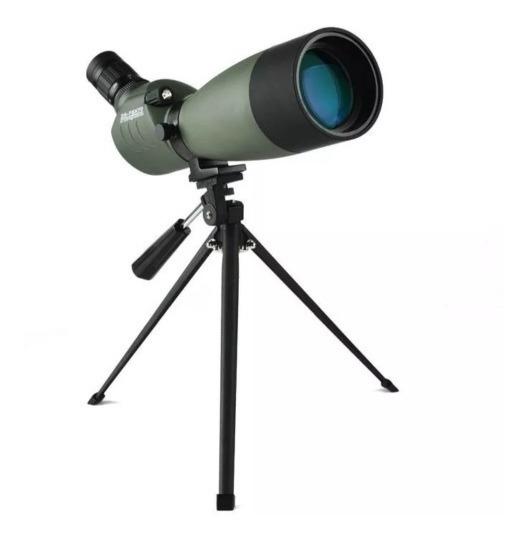 Luneta Spotting Scope 20x60x60 MmTiro Esportivo Telescópio.