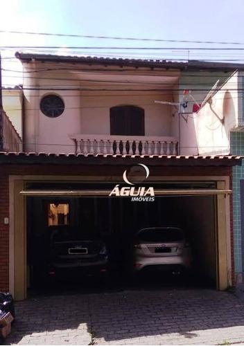 Imagem 1 de 14 de Sobrado Com 3 Dormitórios À Venda, 158 M² Por R$ 480.000,00 - Jardim Las Vegas - Santo André/sp - So1424