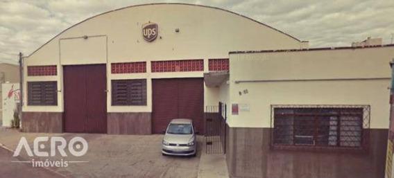 Barracão De Frente Para Rodovia - Ba0137