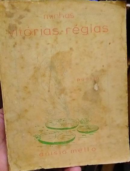 Vitórias Régias Anisio Mello Literatura Amazonense Amazonia