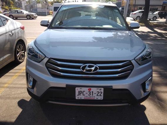Hyundai Creta Limited Color Plata Modelo 2018 Trans Aut