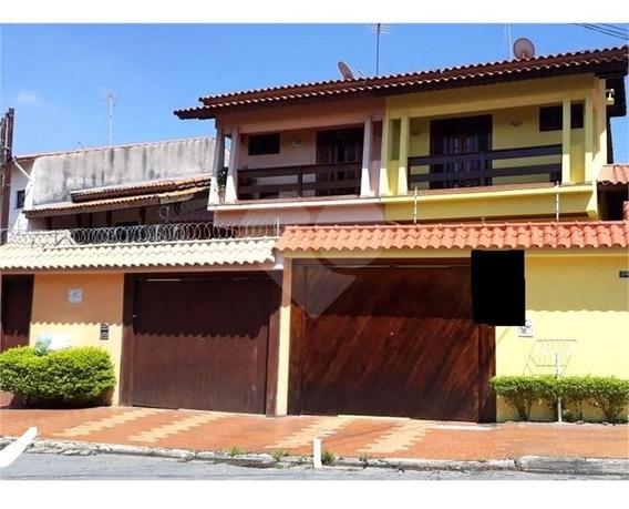 Sobrado A Venda Em Guarulhos - Parque Continental - 170-im479274