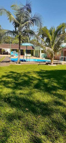 Rancho Com 2 Dorms, Área Rural De Pirassununga, Pirassununga - R$ 300 Mil, Cod: 51400 - V51400