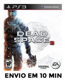 Dead Space 3 Ps3 Midia Digital Psn