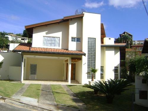 Venda Casa Colinas Do Ermitage (sousas), Campinas -