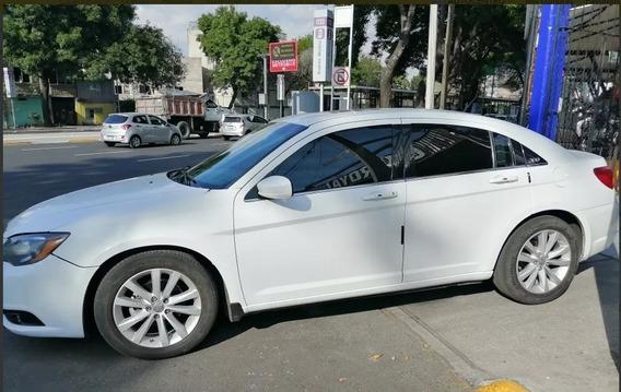 Chrysler 200 3.6 S V6 At. 2012 Piel