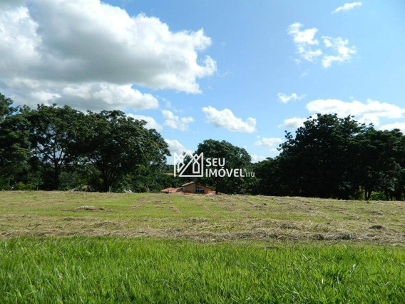Terreno À Venda, 3040 M² Por R$ 790.000 - Fazenda Vila Real De Itu - Itu/sp - Te0946