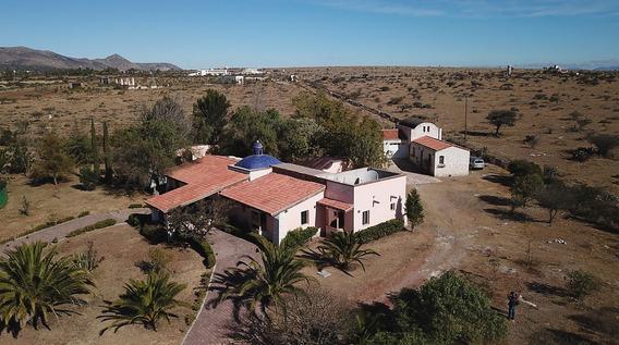 Rancho El Denubio En Mineral Del Pazo