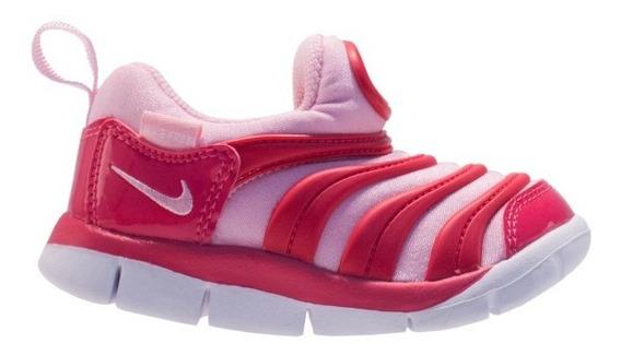 Tênis Nike Dynamo Free Td - Infantil - 343938-626