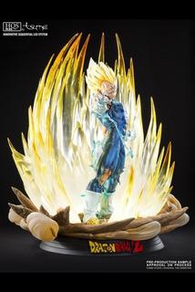 Tsume Majin Vegeta Hqs Dragon Ball Z Unico.no Sideshow,hot
