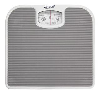 Balança De Banheiro Analógica Anti Derrapante Até 130kg