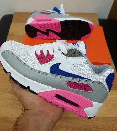 Zapatillas Total 90 Clasicas Tenis Nike para Hombre en