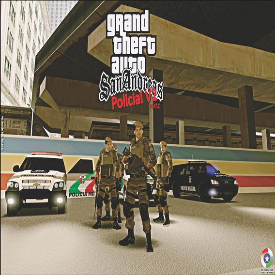 Gta Polícia Santa Catarina - Jogo Completo