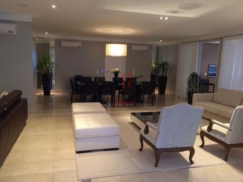 Imagem 1 de 15 de Apartamento - Jardim Analia Franco - Ref: 4921 - V-4921