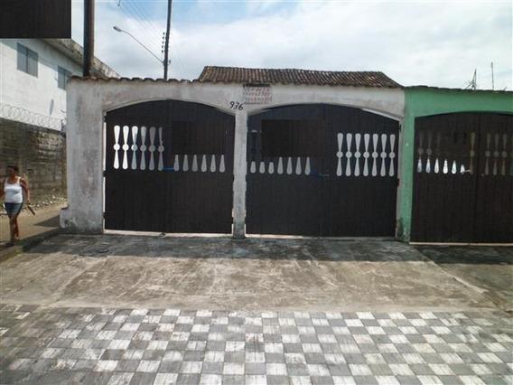 Casa Á Venda Com 01 Dormitório Em Mongaguá! Ref. 4460 J