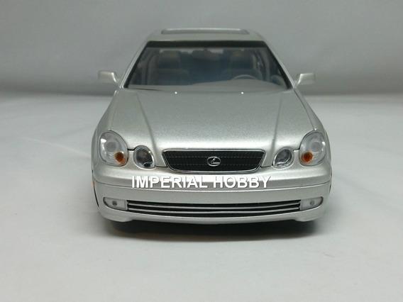 Lexus Gs 400 1999 Alta Gama - Usado Impecable - Autoart 1/18